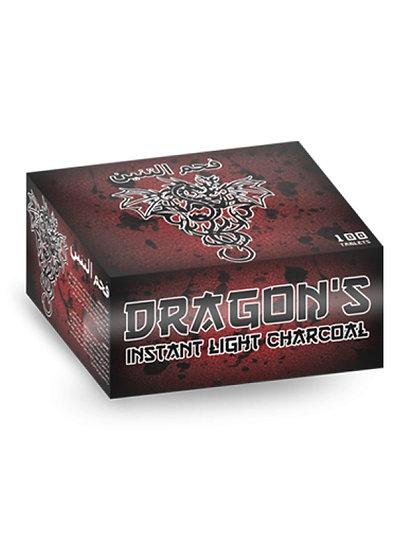 Dragon's - Swift Light Charcoal