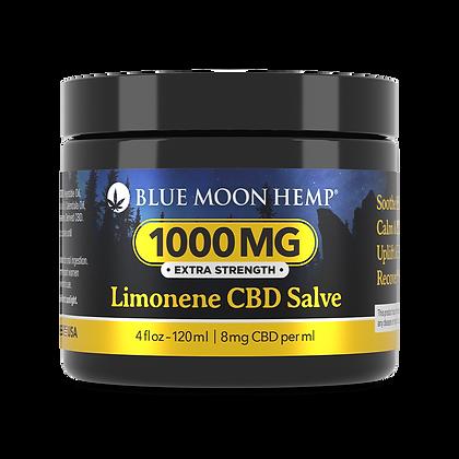 Blue Moon Hemp - Limonene CBD Salve - 1000mg