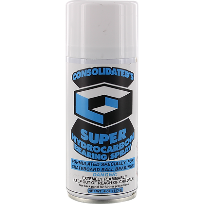 Consolidated - Super Hydrocarbon Bearing Spray