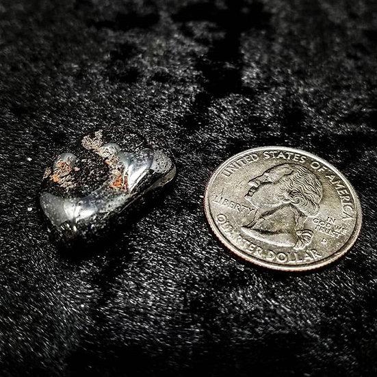 Pocket Stone - Hematite