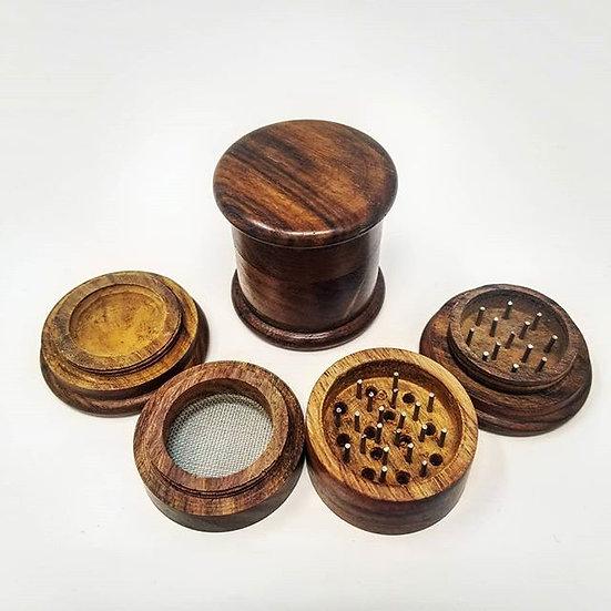 Wooden Grinder - Four Piece
