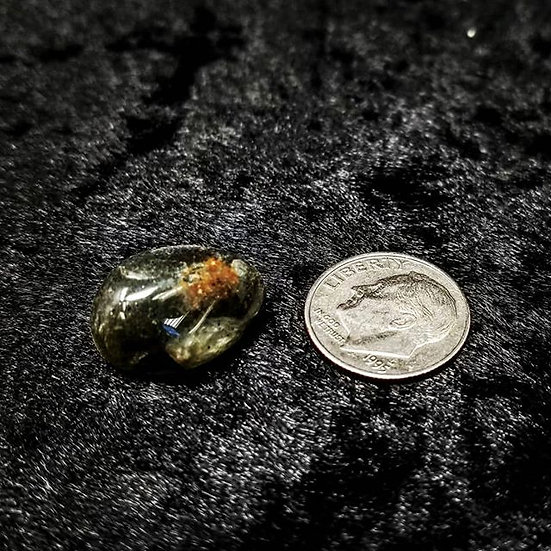 Pocket Stone - Smokey Quartz