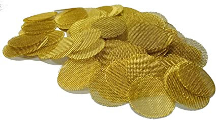 Pipe Filters - High Quality - Brass