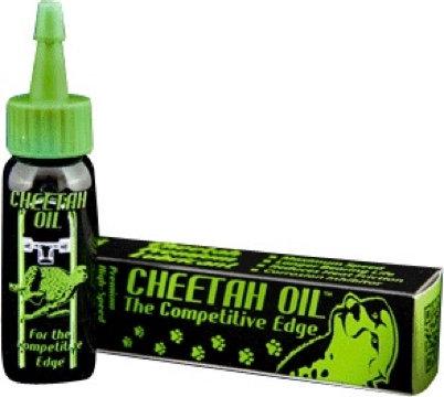 Cheetah Oil - Bearing Lubricant