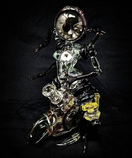 Bearclaw Glass - Rave Goddess Rig