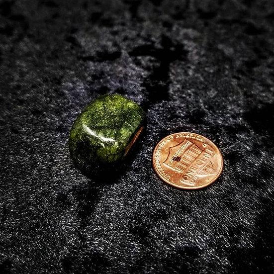 Pocket Stone - Serpentine