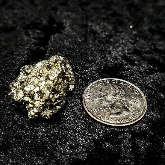 Pocket Stone - Pyrite