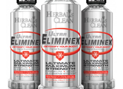 Herbal Clean - Ultra Eliminex - Cleansing System