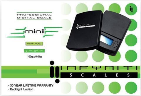 Infyniti - MN-100 - Digital Scale