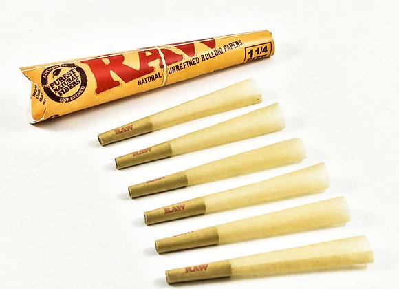 """Raw Cones - Classic 1.25"""""""
