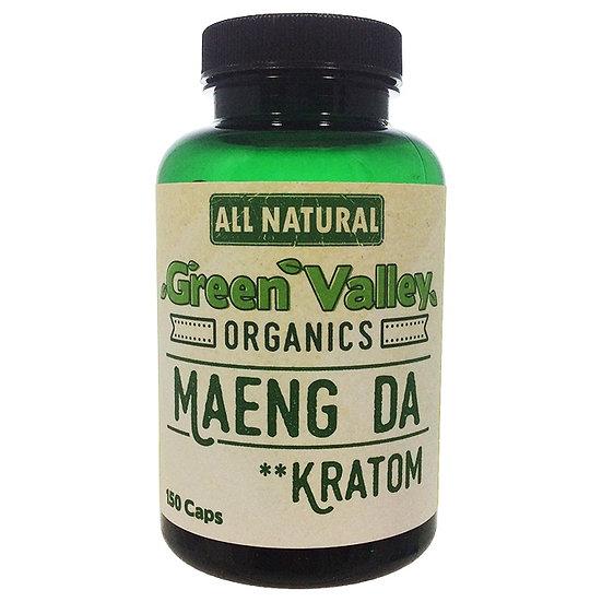 Green Valley Organics Kratom - Capsules