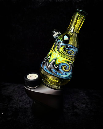 Antho Glass - Linework Pro Topper - Yellow
