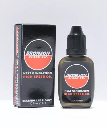 Bronson Speed Co. - High Speed Ceramic Oil