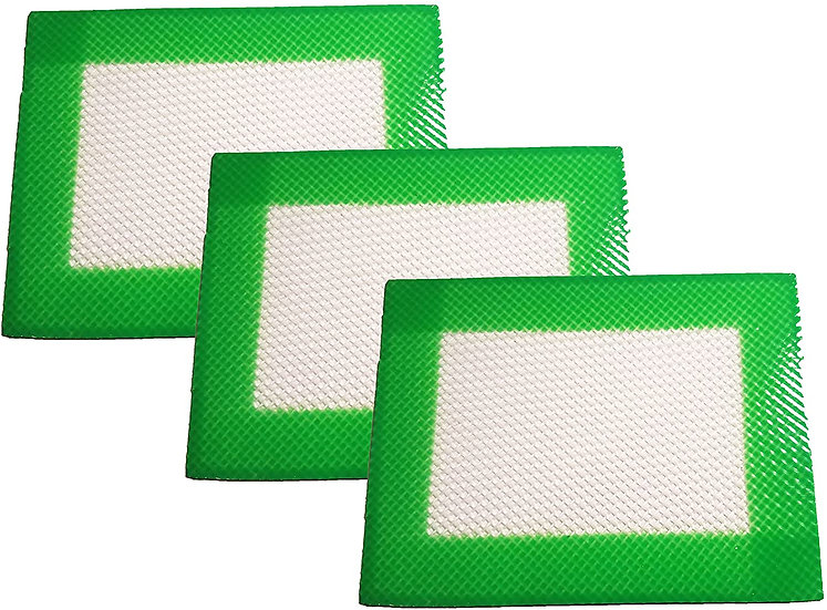 Silicone Dab Mat - Asst. Color