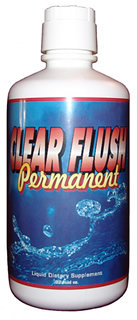 Clear Flush - Permanent Cleanse