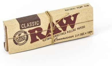 Raw Classic - Connoisseur Pack