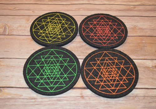 East Coasters - Third Eye Dab Mat