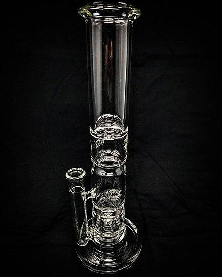 PKG - 45mm Straight Tube - Single Hole