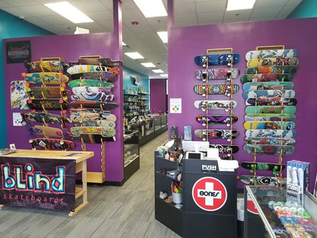 A Sneak Peak At The New Store