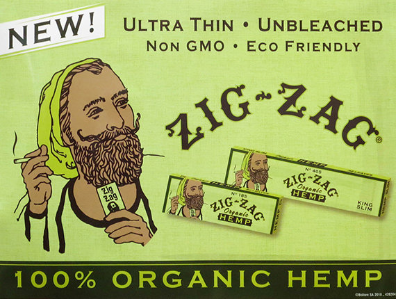 Zig-Zag - Organic Hemp Papers