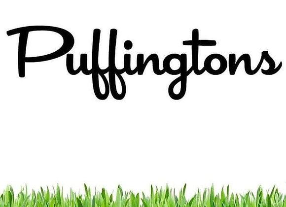Puffingtons - Pitch N Puff - Combo Pack