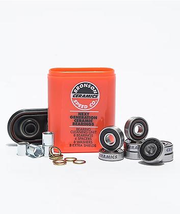 Bronson Speed Co. - Ceramic Next Gen. Bearings