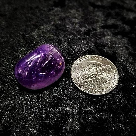 Pocket Stone - Amethyst