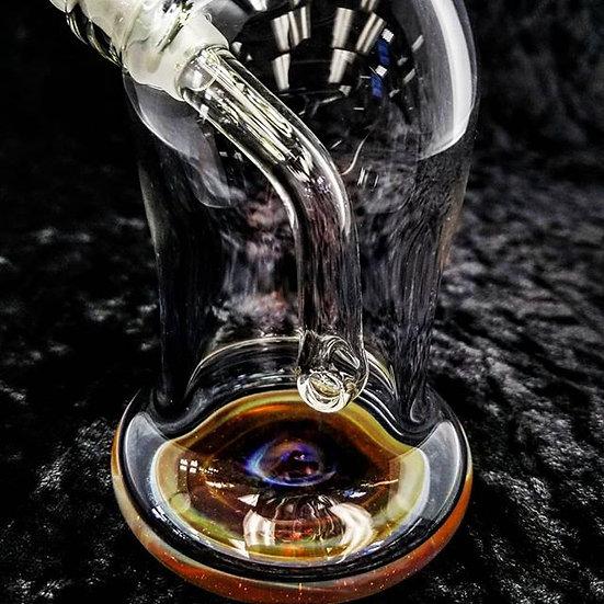 Gutz Glass - Mini Bottle - Green/Amber Purple