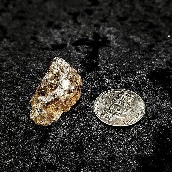 Pocket Stone - Smokey Quartz