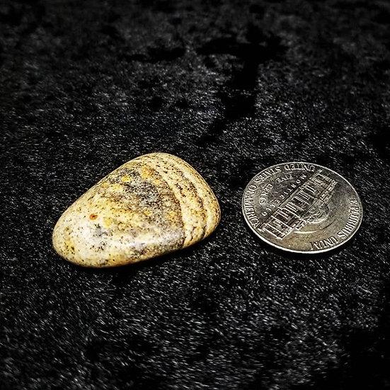 Pocket Stone - Picture Jasper