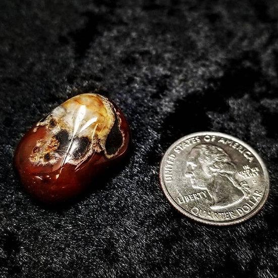 Pocket Stone - Red Tiger's Eye