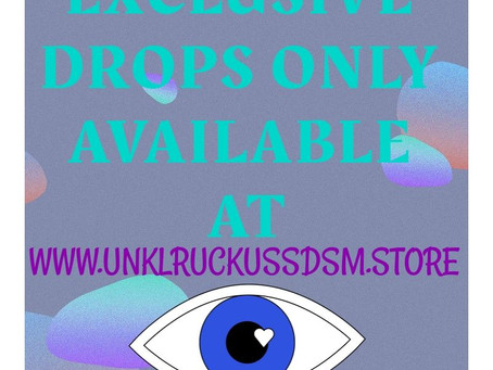 Exclusive Drops Now In The Online Store!