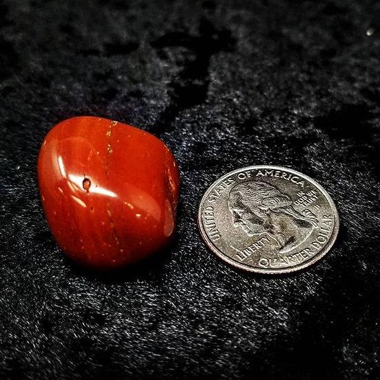 Pocket Stone - Red Jasper