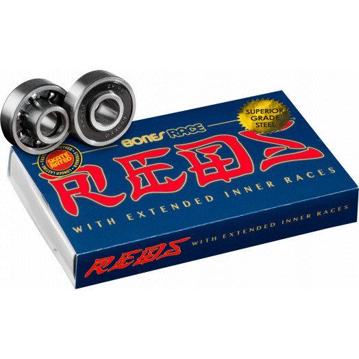 Bones - Race Reds - Precision Bearings