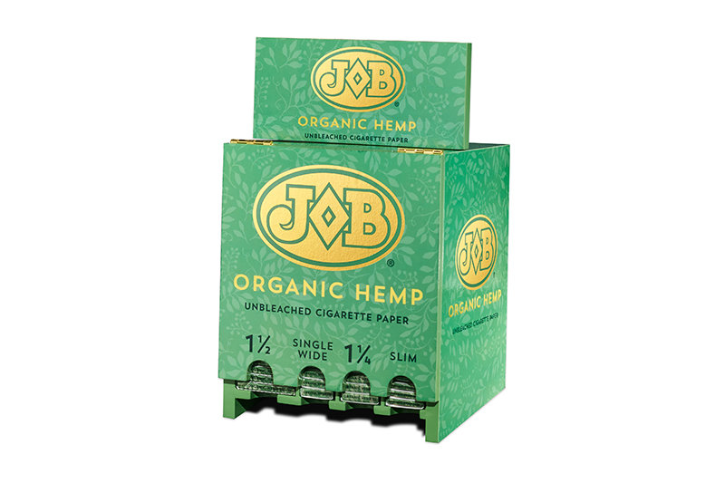 JOB - Organic Rolling Papers