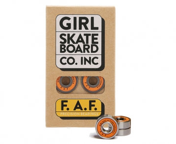 Girl Skateboard Co. - F.A.F Bearings