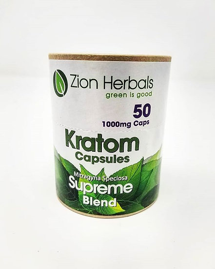 Zion Herbals - Capsules - 1000mg