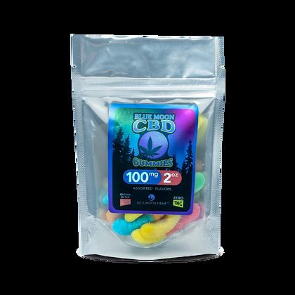 Blue Moon Hemp - CBD Gummies - 100mg