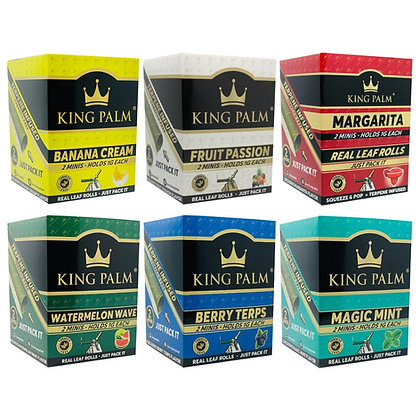 King Palms - Flavored Minis - 2 Pack