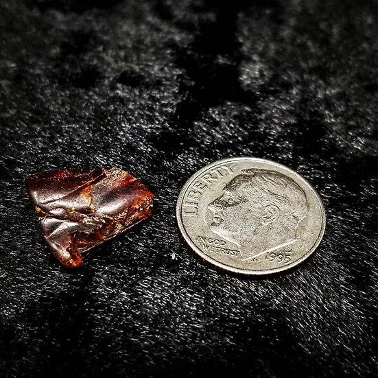 Pocket Stone - Baltic Amber