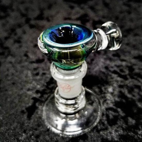 Studio V Glass - Horned Bowl - Spacetech