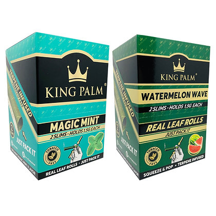 King Palms - Flavored Slims - 2 Pack
