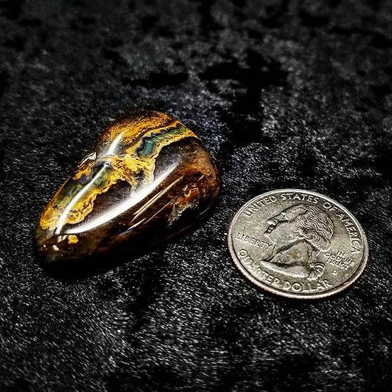 Pocket Stone - Tiger's Eye