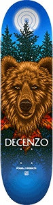 Powell Peralta - Descenzo Bear Deck - 8.25