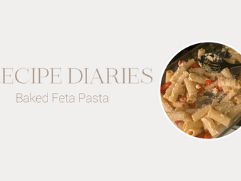 Baked Feta Pasta, Viral TikTok Recipe