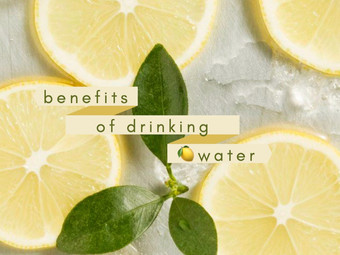 Why you need to add lemon water to your routine!
