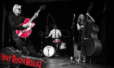 The Holy Rocka Rollaz