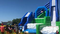 Magnificent Slide & Jump