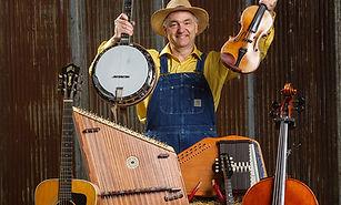 Old MacDonald Had a Banjo