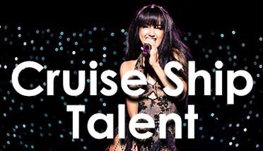 Cruise Ship Talent